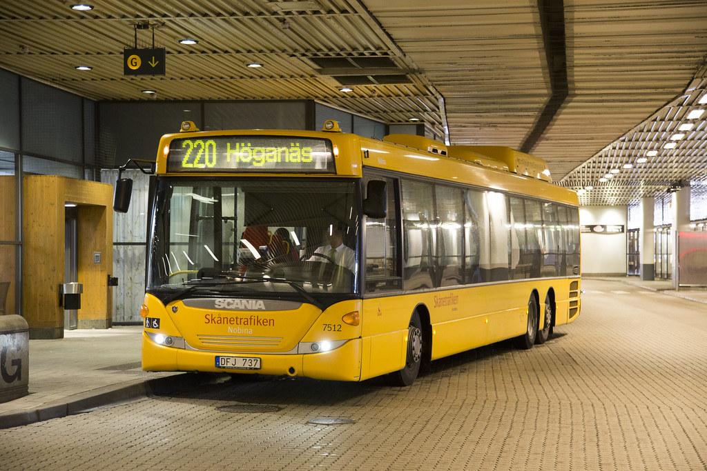 Skånetrafiken bus 7512, Helsingborg, Sweden, September 201…   Flickr
