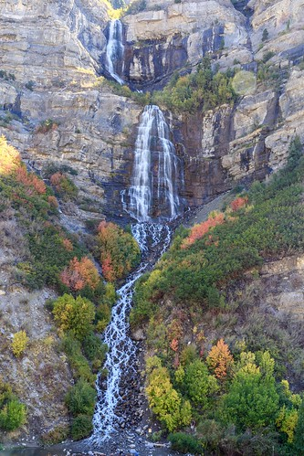 bridalveilwaterfall bridalveil waterfall provo utah unitedstates