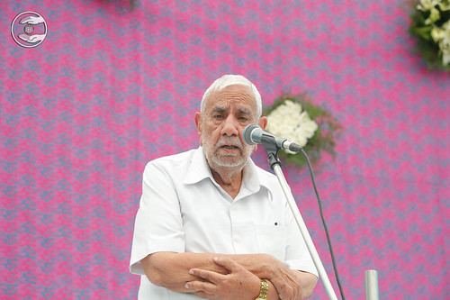Vice-chairman, CPAB SNM, K.R. Chadha from Avtar Enclave, Delhi