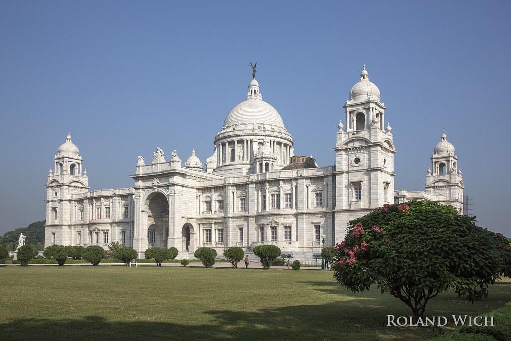 Kolkata - Victoria Memorial Hall | Roland Wich | Flickr