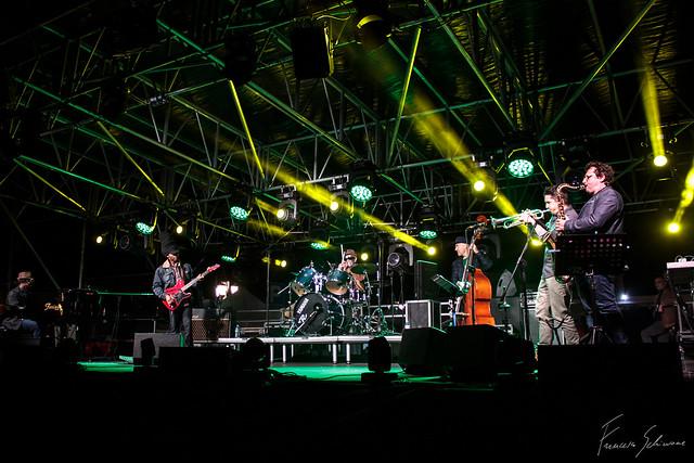 Tony Allen live@L'Acqua in Testa music festival, Bari, IT