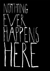 Summerhall - Nothing Ever Happens Here