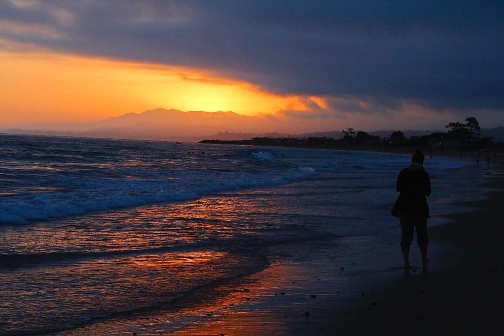 Carpinteria State Beach - imke.sta