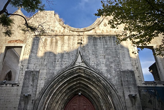 Something's missing in Lisbon