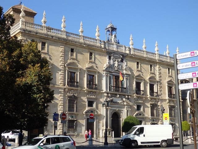 Courthouse, Plaza Nueva