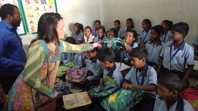 Shantindia school...India.