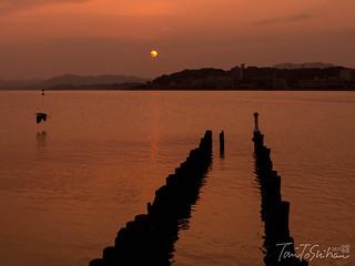 宍道湖 (Shinjiko Lake) | by Tony Tani