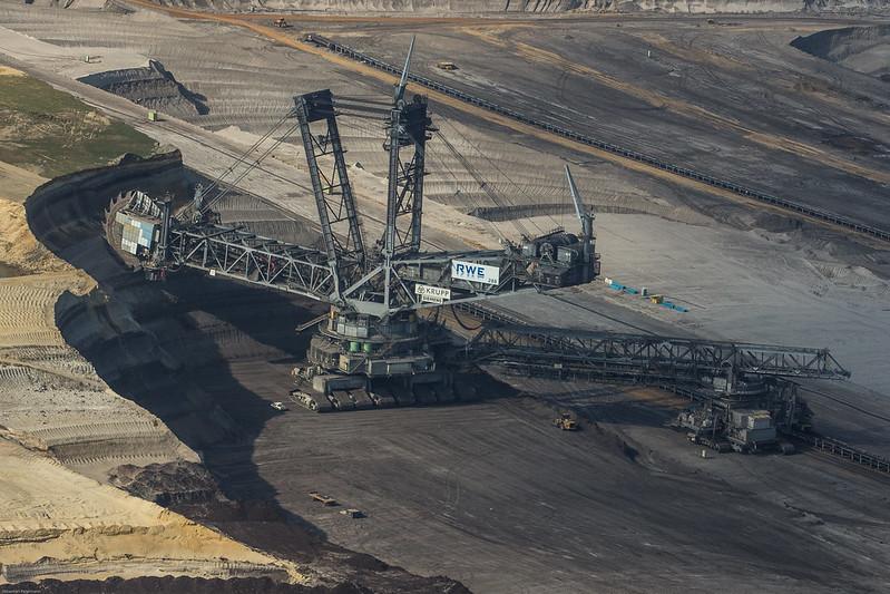 RWE Power, Tagebau Inden - Bagger 288
