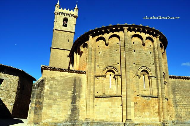 402 - Iglesia San Martín - Uncastillo (Zaragoza) - Spain.