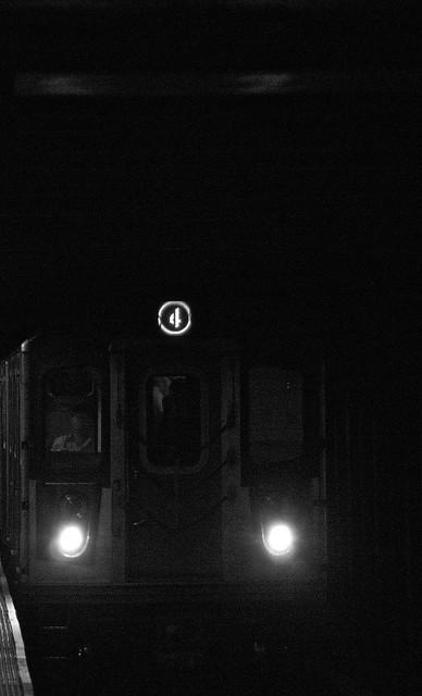 No. 4 Train - New York, NY