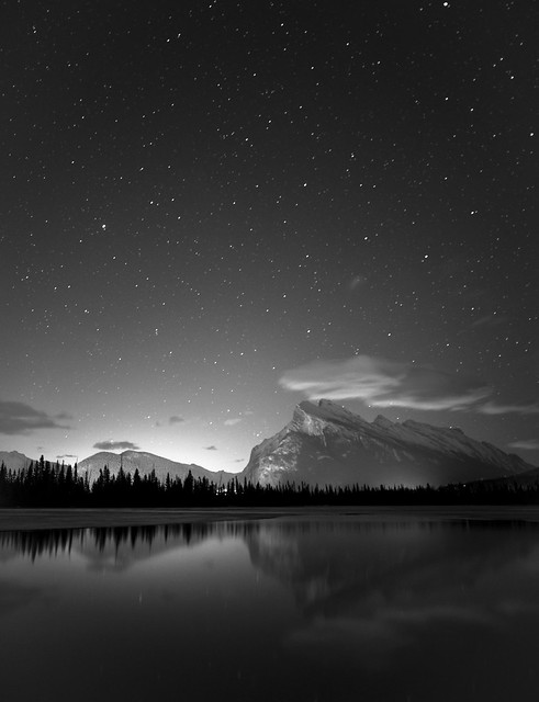 Reflections of Rundle