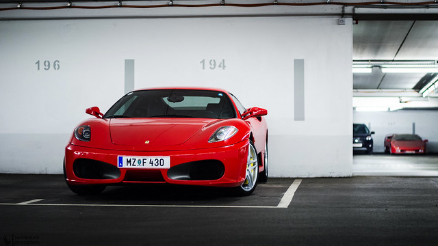 F430 in a combo