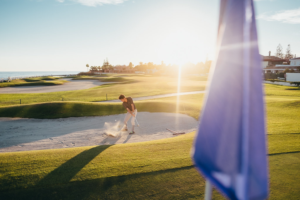 Golf at Guadalmina Golf