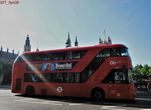 Bus LT311 London | by WT_fan06