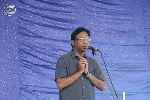 S.R. Prajapati, Asstt. Editor, Ek Nazar, Nirankari Periodicals