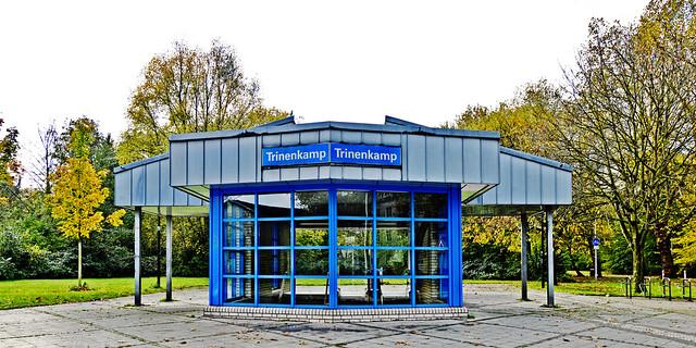U-Bahnstation Trinenkamp