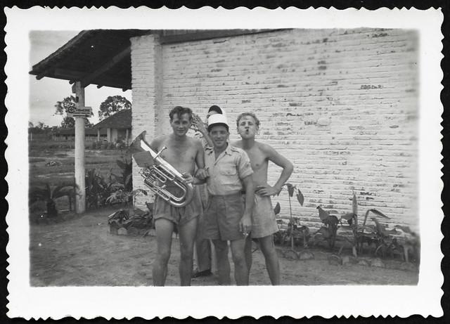 Archiv N785 Fremdenlegion, Afrika, 1960er
