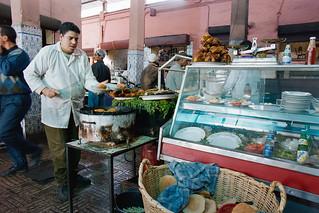 97060_01 Street food, Marrakesh, Morocco, 1997 | by Wolfgang_Kraus