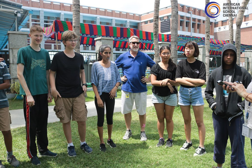 American International School, Low Rope Course | Flickr