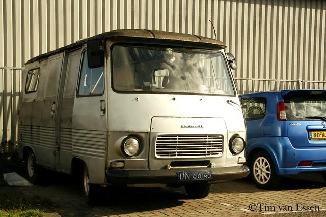 Peugeot J7 - 1972