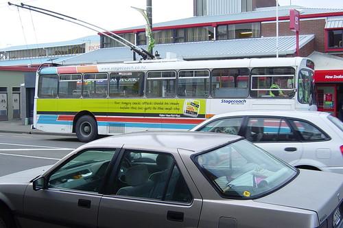 Wwellington StageCoach Trolley bus (2003)