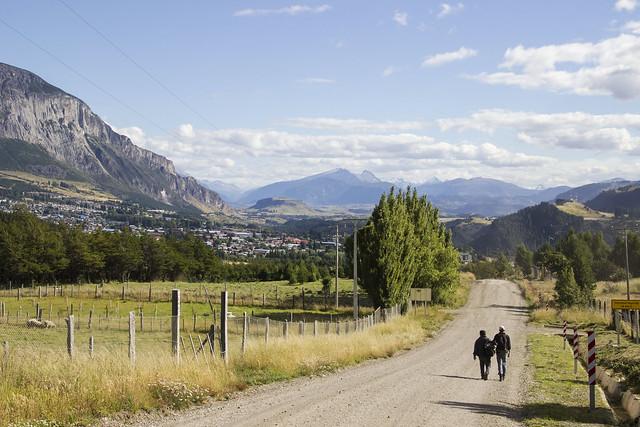 Caminando a Coyhaique