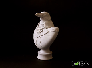 Lord Crow 3D Printed Bust