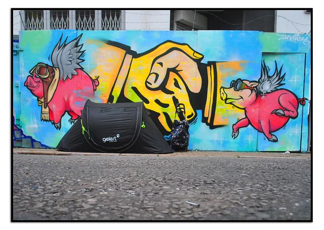 STREET ART by ZANDISM