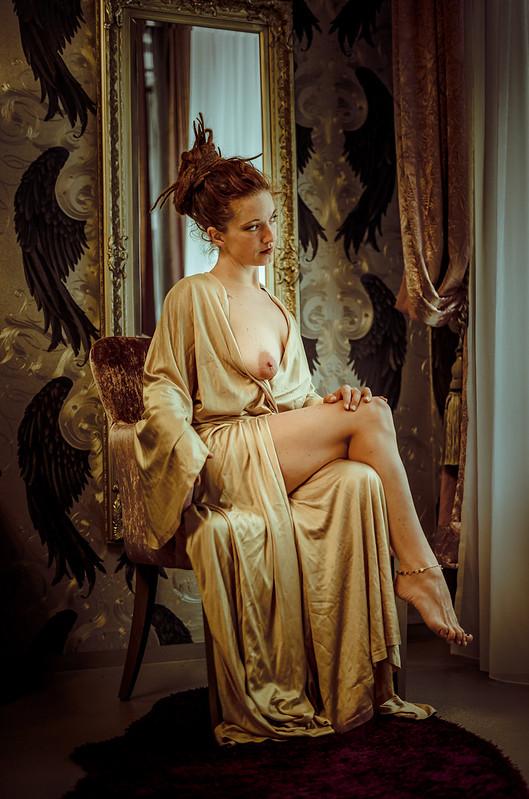 le boudoir d'or