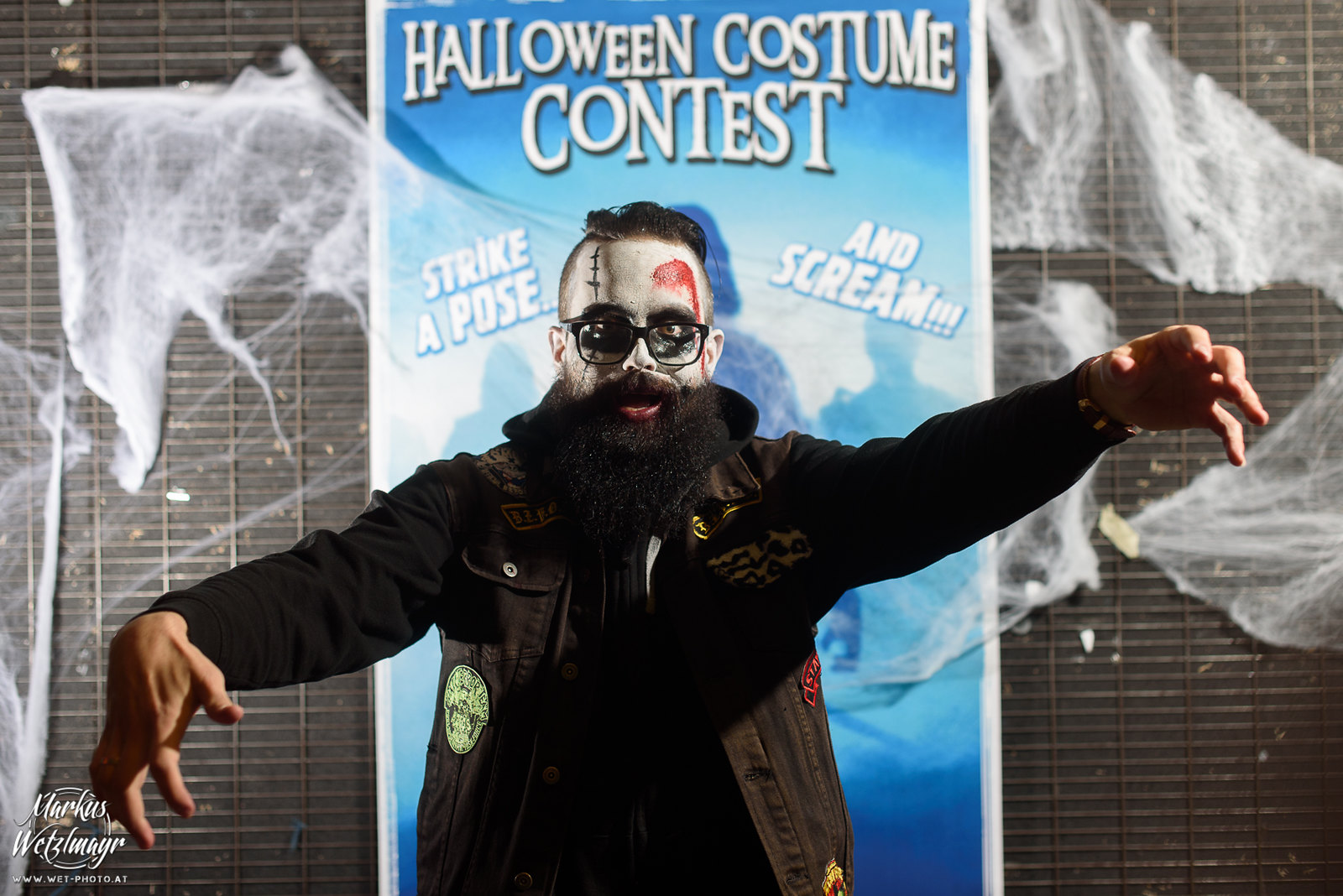 "#3 - David Metnitzer, ""Zombie"" - Everyday is Halloween, 15 Years of BZFOS"