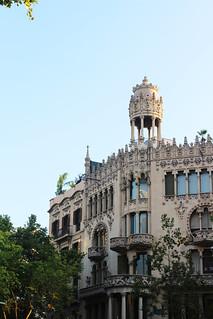Casa Lleó Morera Barcelona | by blondgarden