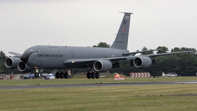 Turkish Air Force Boeing KC-135 - 57-2609