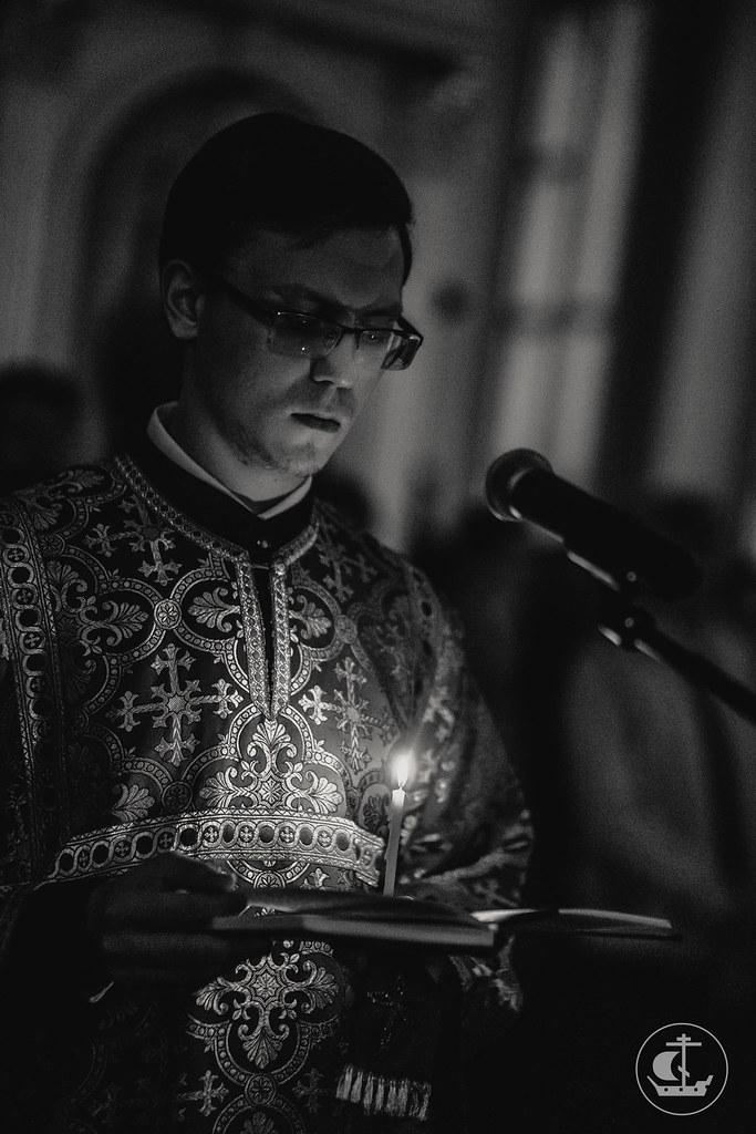 8 октября 2016, Всенощное бдение накануне дня памяти святого Иоанна Богослова / 8 October 2016, The all-night Vigil on the eve of the Holy John the Theologian