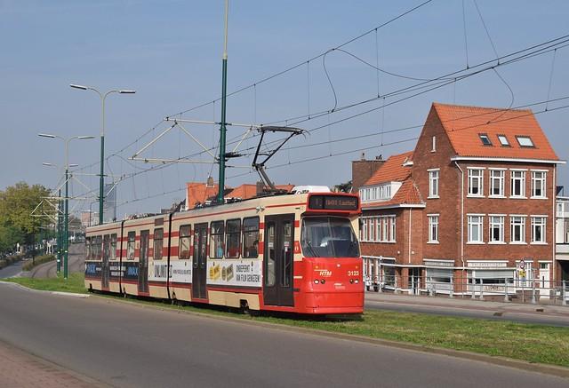 HTM 3123 Haagweg Rijswijk