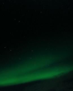 northern-lights-reykjavik   by quirkytravelguy