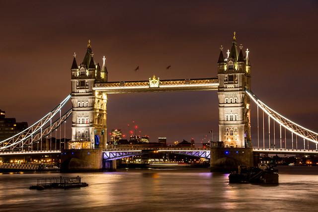 Tower Bridge (Explored)