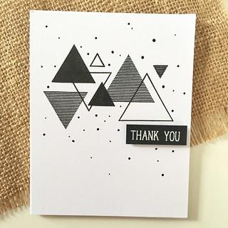 Sohcahtoa thank you card | by Kimberly Toney