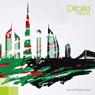 UAE Flag Day | by Ditalle Interiors