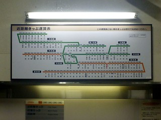 JR Inashi Station   by Kzaral