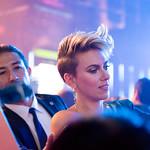 Ghost In The Shell World Premiere Red Carpet: Scarlett Johansson
