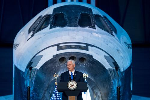 National Space Council Meeting (NHQ201710050001)   by NASA HQ PHOTO