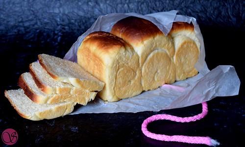 Sliced Hokkaido Milk Bread