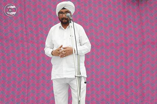 SNM Zonal Incharge, Bhupinder Singh from Meerut, Uttar Pradesh