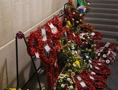 Wreaths laid at the Menin Gate on 11th October 2017