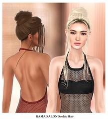 RAMA.SALON - Sophie Hair