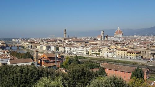 Piazzale Michelangelo (Piazza e Luogo panoramico)