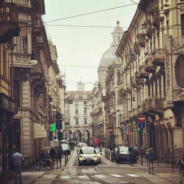 The Streets of Torino