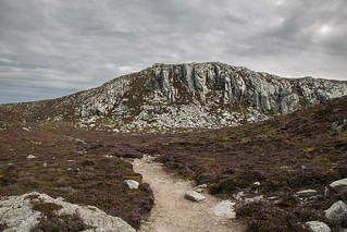 Holyhead mountain   by johnkaysleftleg