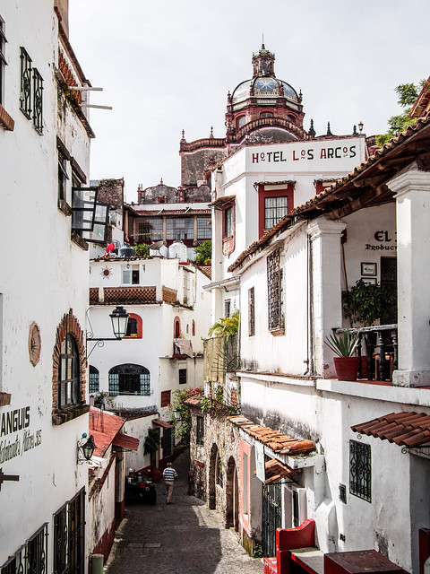Taxco - Alley
