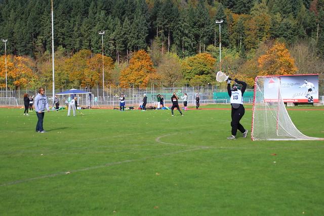 22 October 2017 - Lionjacks vs Freiburg